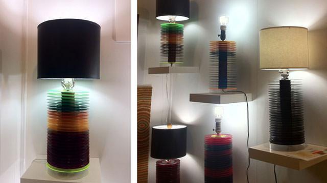 Orlando_Dominguez_Vynyl_Records_Lamp