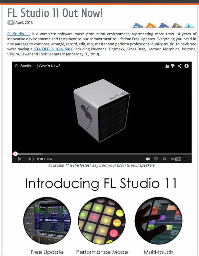 Image-Line_FL_Studio_11