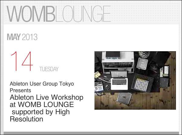 Ableton_User_Group_Tokyo_Workshop
