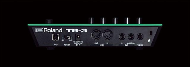 Roland - AIRA TB-3