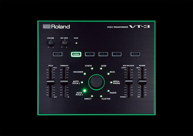 Roland - AIRA VT-3