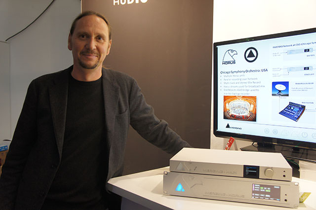 Merging Technologies - HAPI