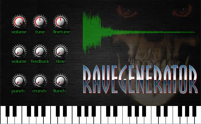 Blogosaur - Rave Generator VST