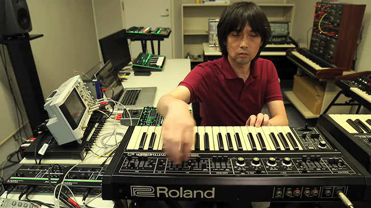 Roland - AIRA SYSTEM-1 PLUG-OUT SH-2