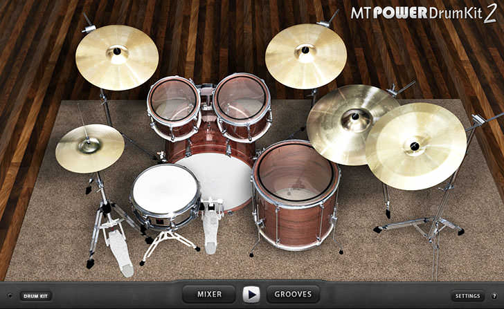 Manda Audio - MT Power Drum Kit 2
