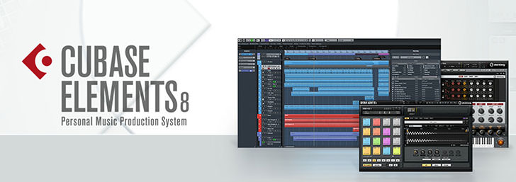 how to use cubase 8 elements