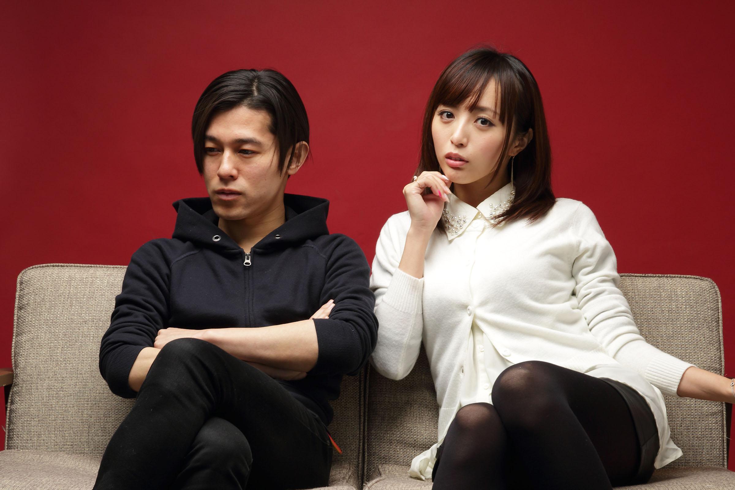 DE DE MOUSE & Yuu Namiki Interview