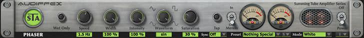 Audiffex - STA Phaser