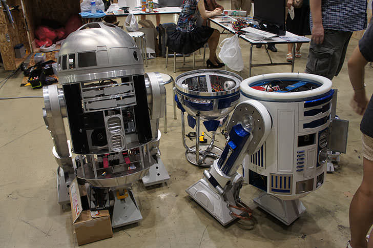 Maker Faire Tokyo 2015 Report