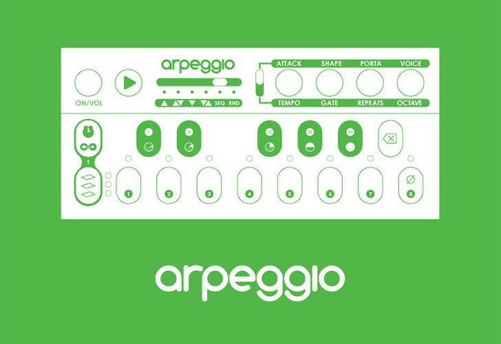 Tangible Instruments - Arpeggio
