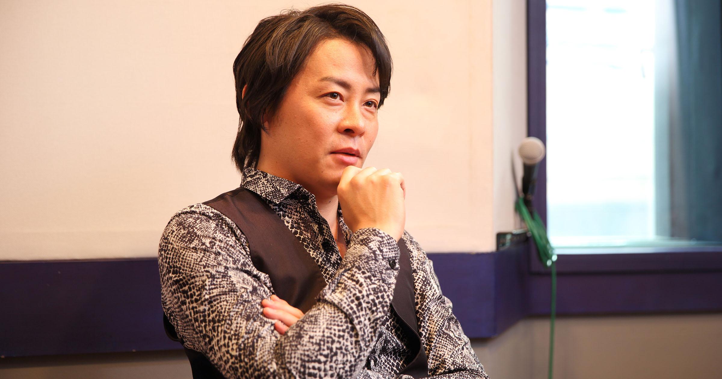 Ryuichi Kawamura Interview