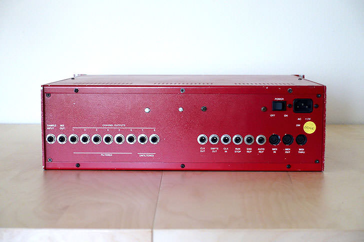 1200 Sound by Armen - Red Color Model