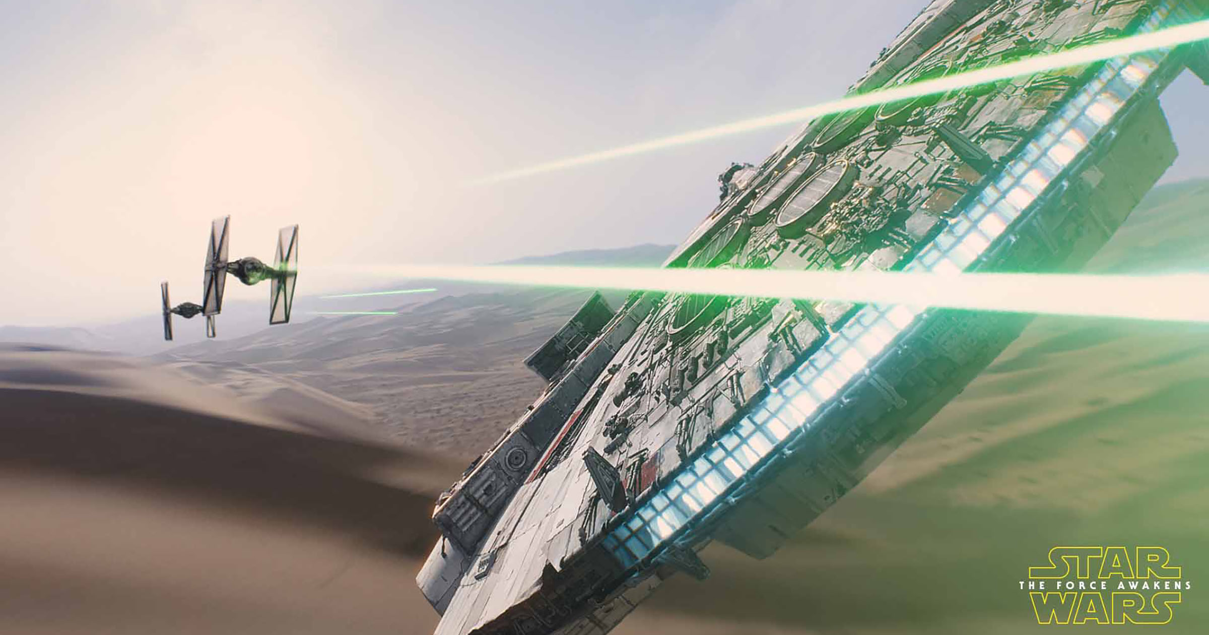 Star Wars The Force Awakens - Will Files Interview
