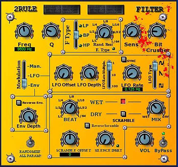 2Rule Filter