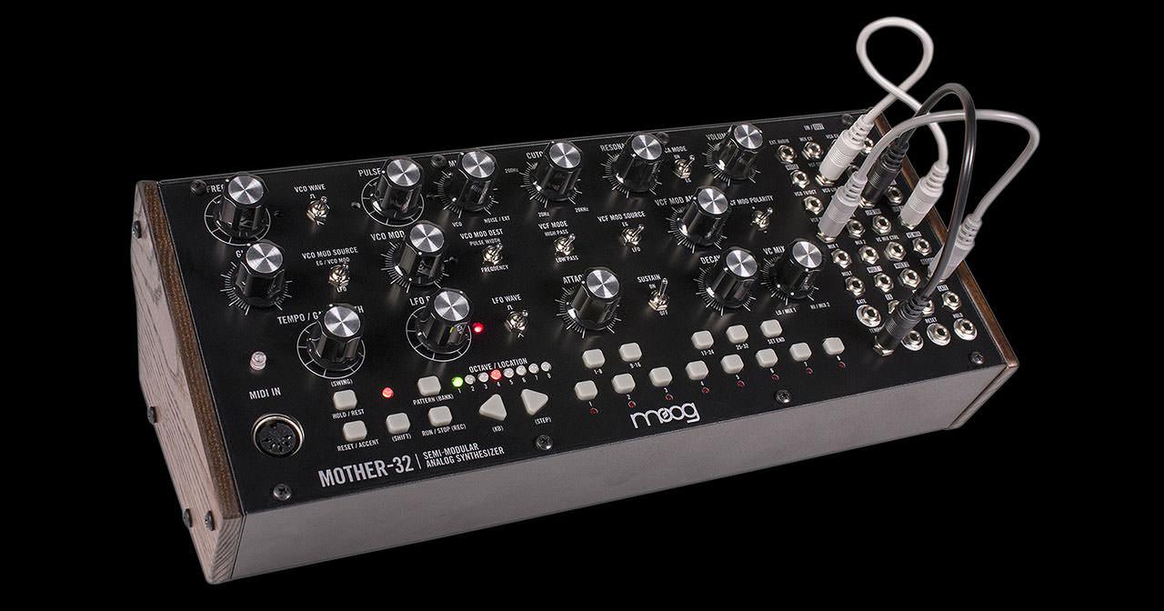 Moog Music - Mother-32