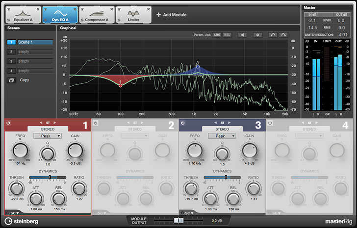 Home Mastering with WaveLab by SUI