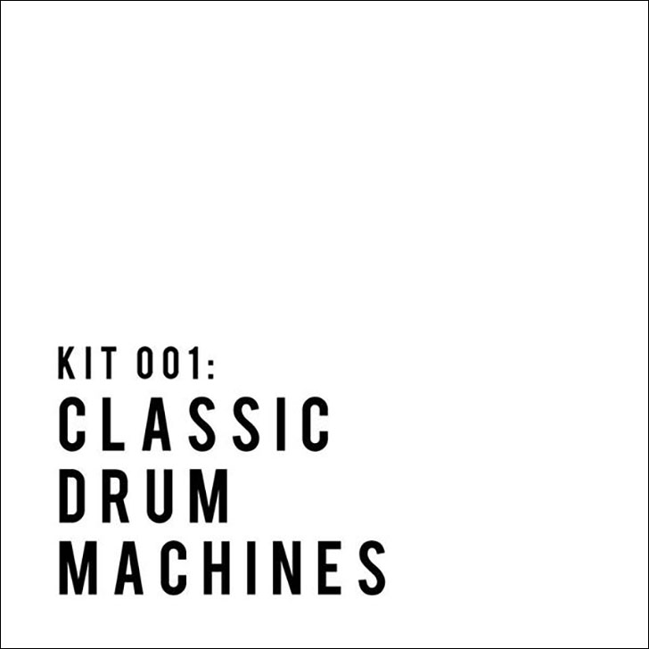 ERASERFASE - kit 001: 68 classic drum machines