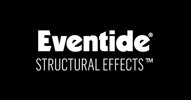 Eventide - Structural Effects