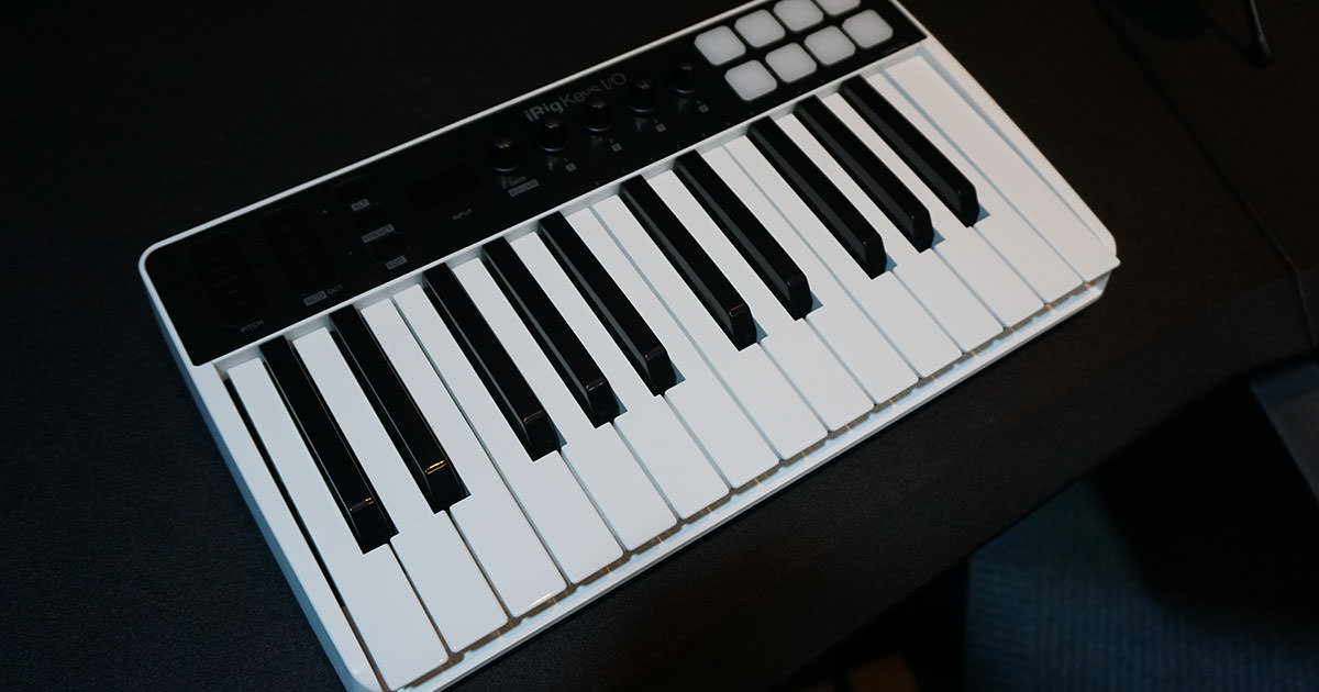 IK Multimedia - iRig Keys I/O