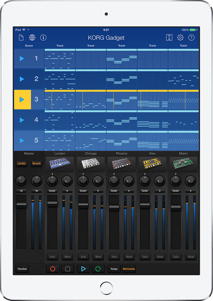 KORG - KORG Gadget for Mac