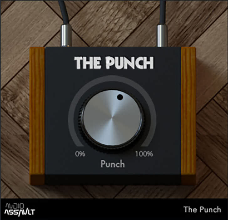 Audio Assault - The Punch
