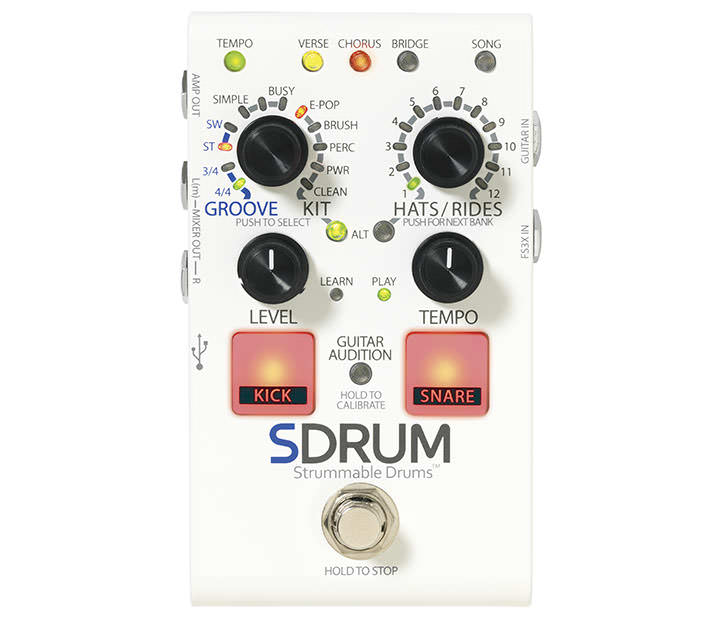 DigiTech - SDRUM
