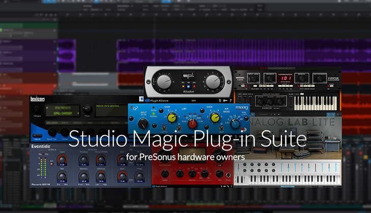 PreSonus - Studio Magic