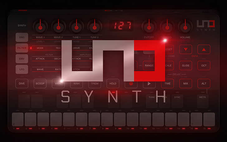 IK Multimedia - UNO Synth