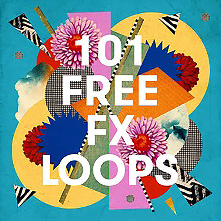 Sample Magic - 101 Free FX Loops