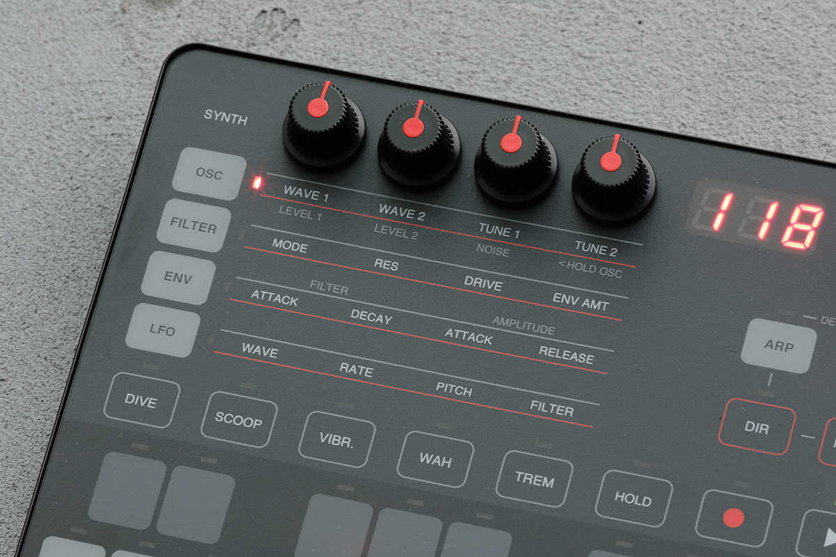 IK Multimedia UNO Synth Interview