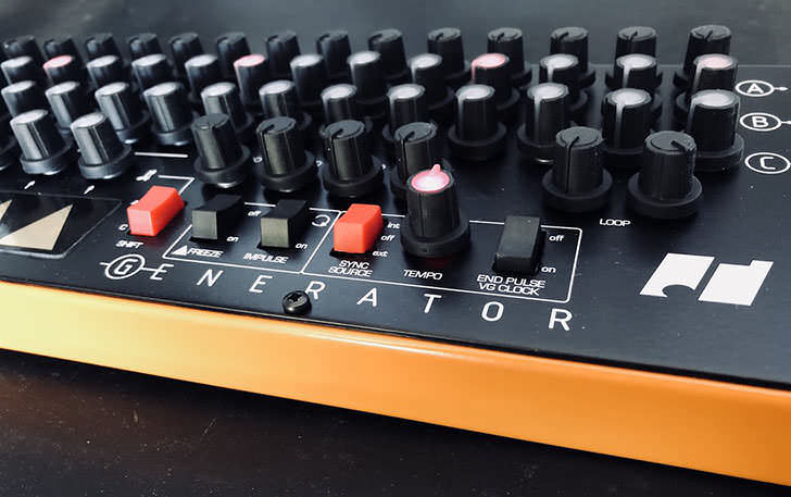 Analogue Solutions - Generator