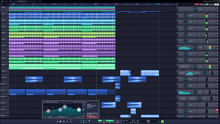 Tracktion Software - T7