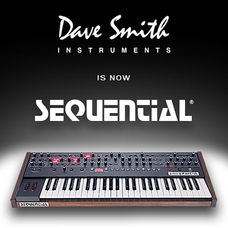 Dave Smith Instruments is now Sequential