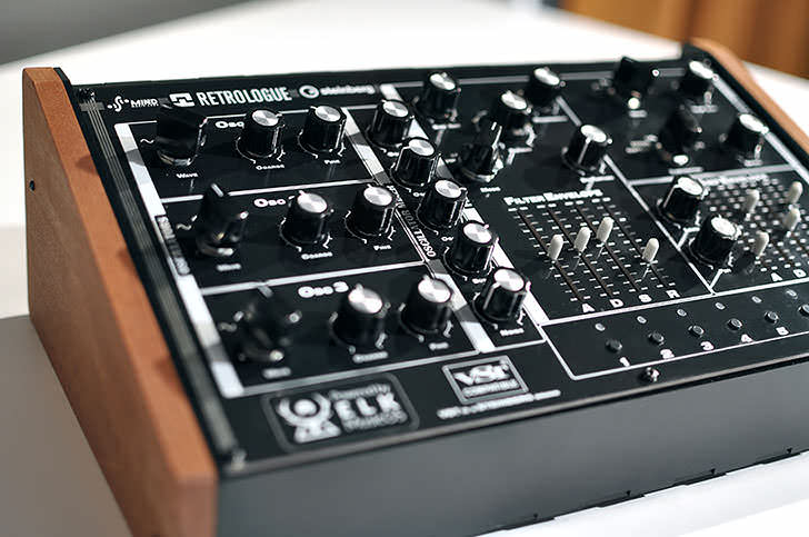MIND Music Labs - Steinberg Retrologue 2 Hardware