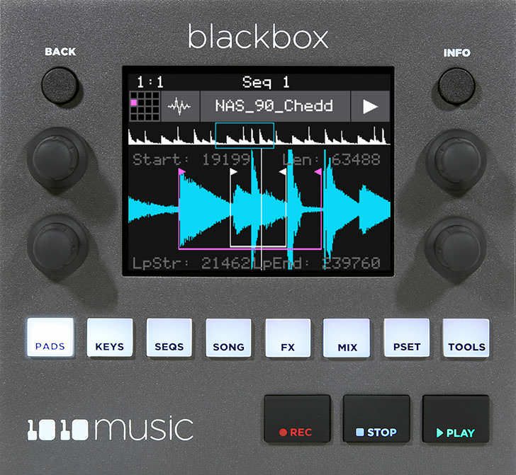 1010music - Blackbox