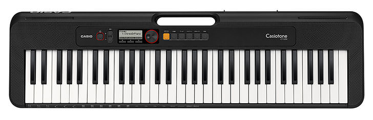 CASIO - Casiotone CT-S200