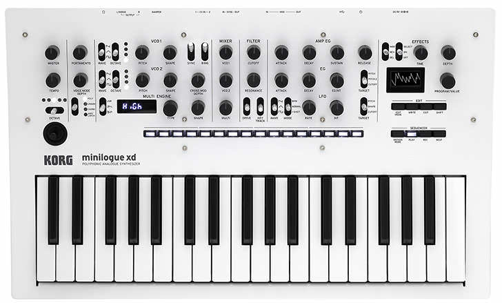 KORG - minilogue xd PW