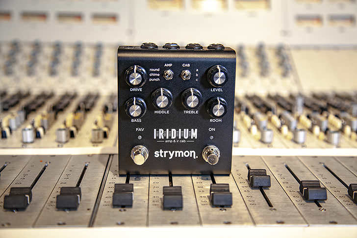 Strymon - IRIDIUM