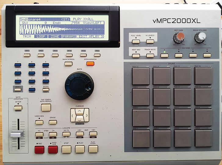 izmar - vMPC2000XL