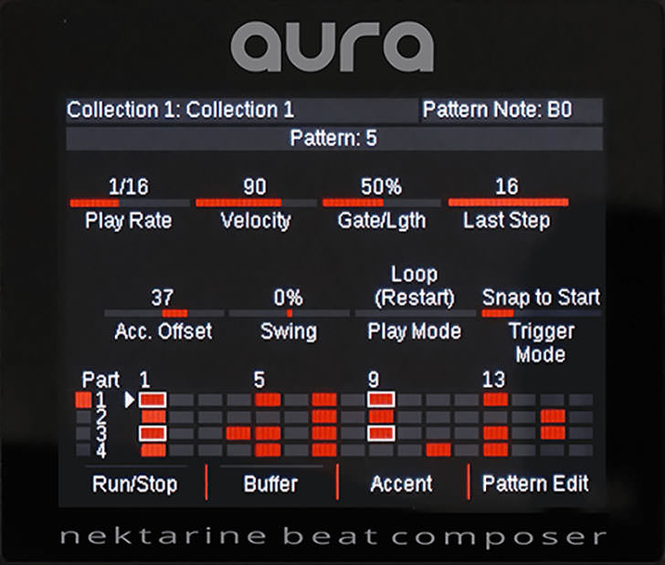 Nektar Technology - AURA