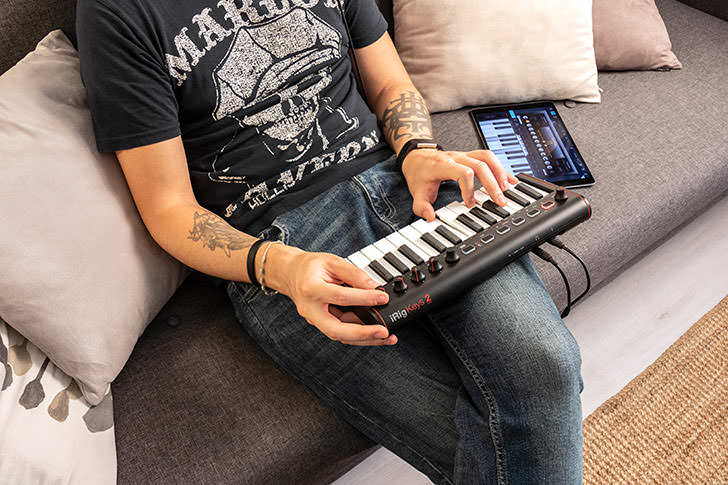 IK Multimedia - iRig Keys 2 Mini