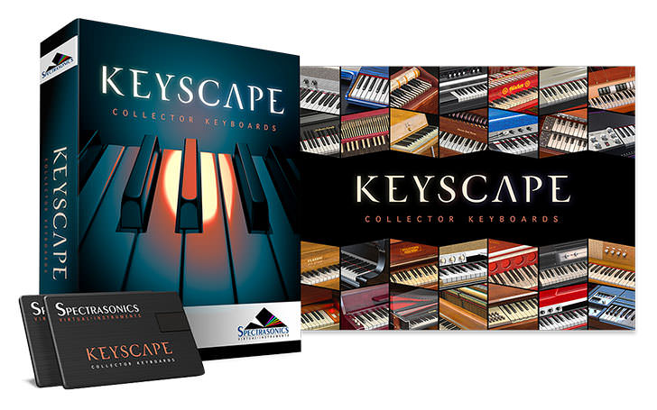 Spectrasonics - Keyscape Sale