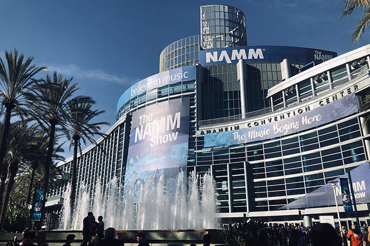 The NAMM Show 2021 - Cancelled