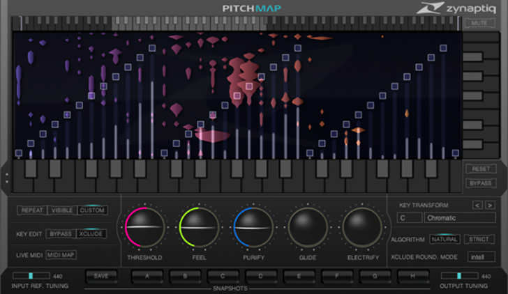 Zynaptiq - PITCHMAP Sale